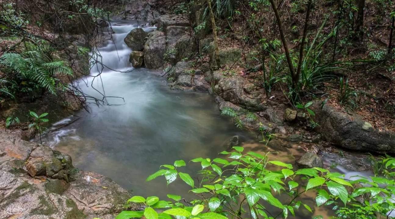 清远天子山瀑布自然景区门票
